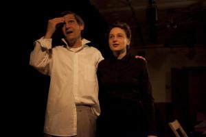 Gary Kozak and Ewa Maria Wojcik, Photo by Ryan Prado Photography