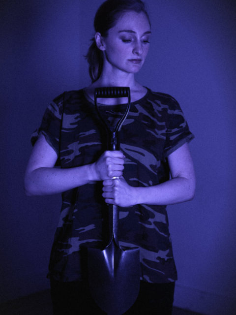 Kristen Brody as Antigone